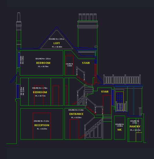 Measured Building Survey 4